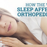 How the Way You Sleep Affects Your Orthopedic Help