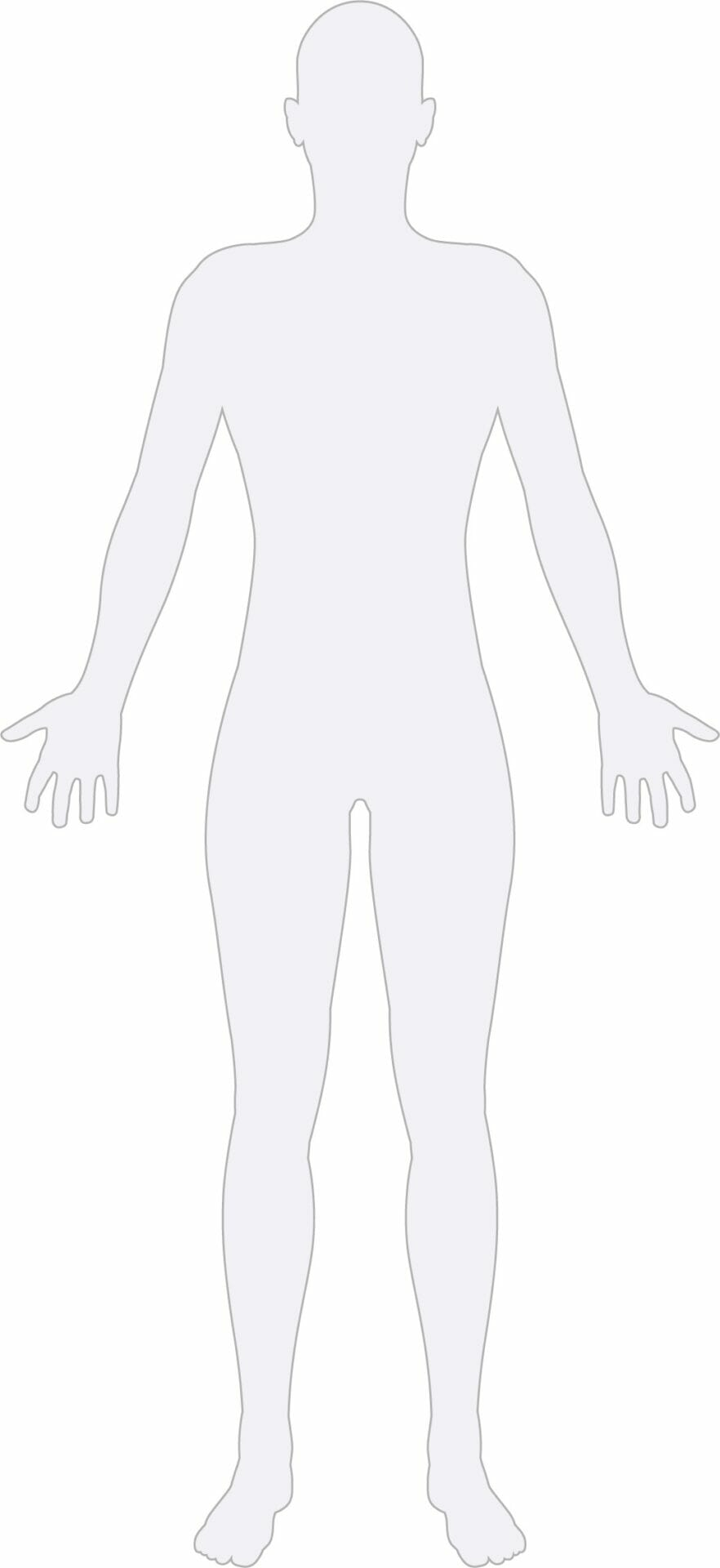 Orthopedic Body Chart
