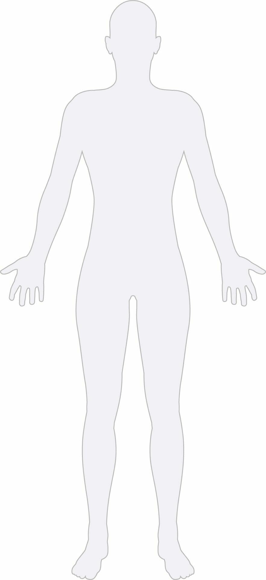 Orthopedic Body Chart