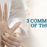 3 Common Causes of Thumb Pain