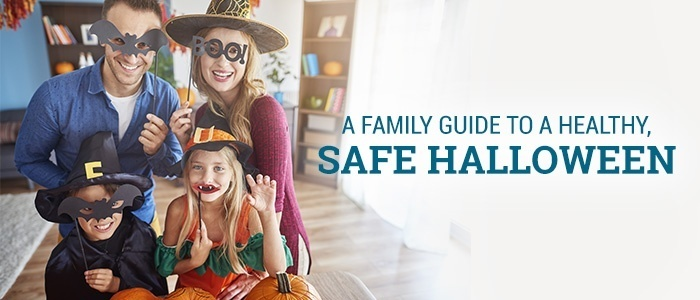 A Family Guide to a Healthy, Safe Halloween