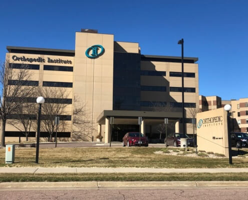 Orthopedic Institute of Sioux Falls facility