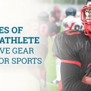 5 Pieces of Student Athlete Protective Gear for Outdoor Sports