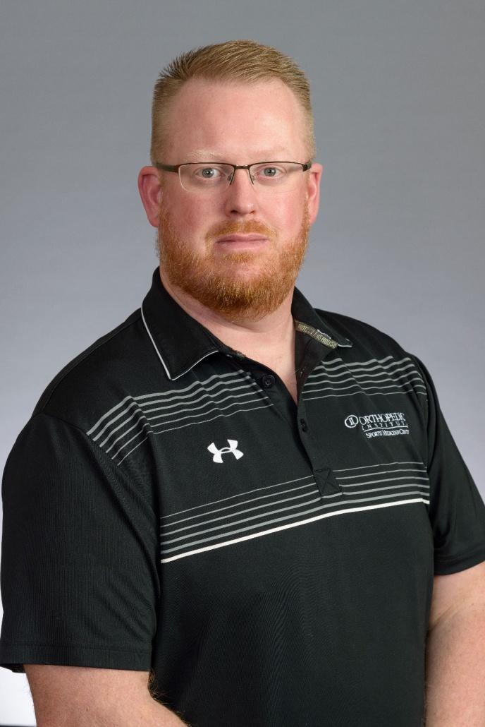 Ryan Brink, ATC, CSCS