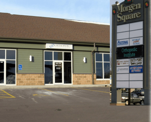 Orthopedic Institute in Yankton facility