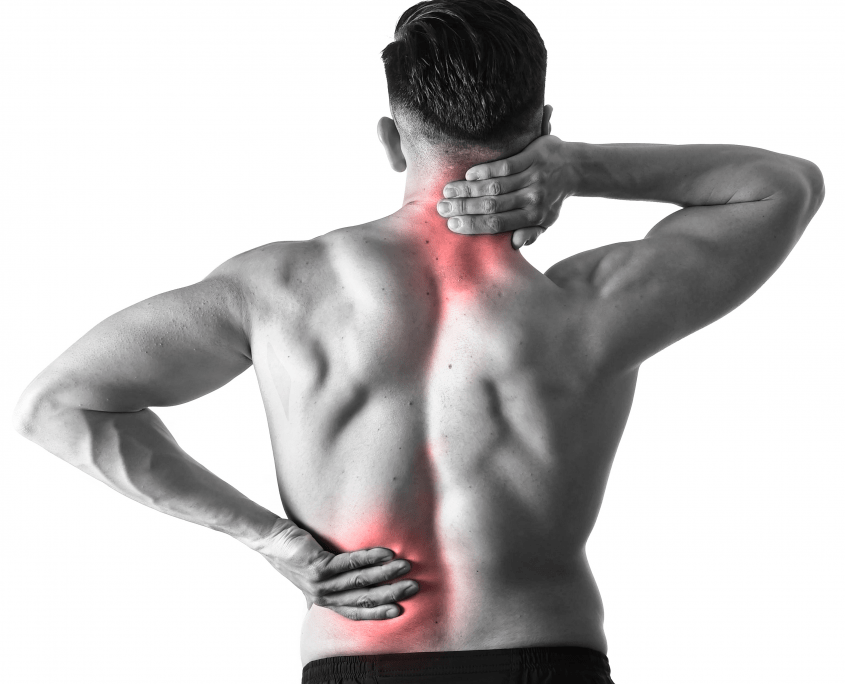 Nagging neck and back pain