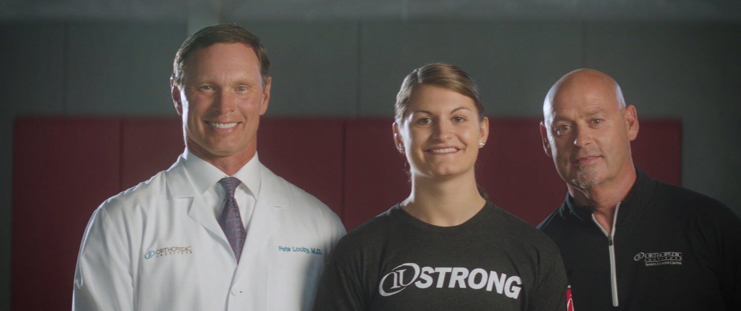 Macy Miller - Road to Recovery with Dr. Looby